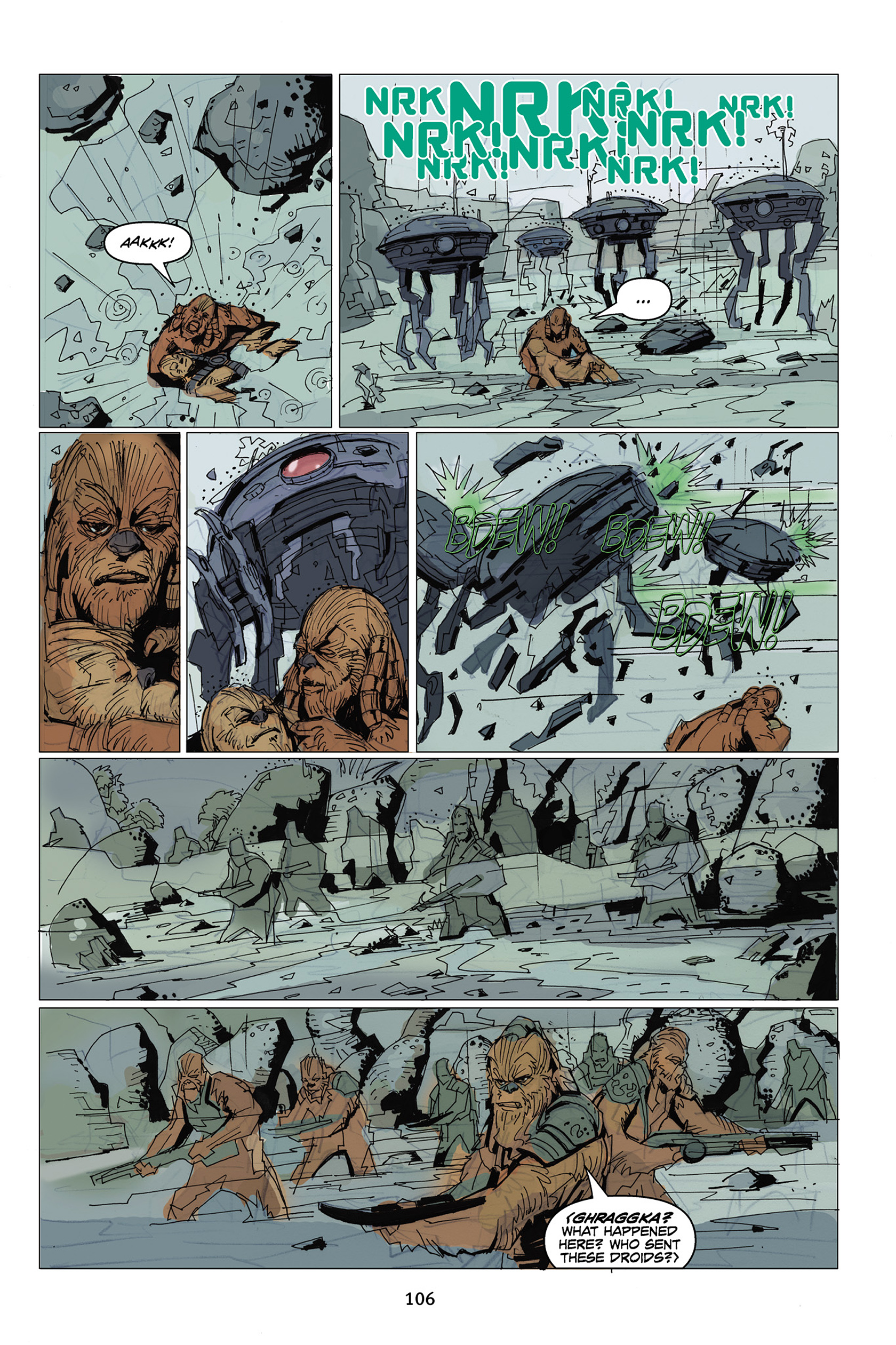 Read online Star Wars Omnibus comic -  Issue # Vol. 30 - 104