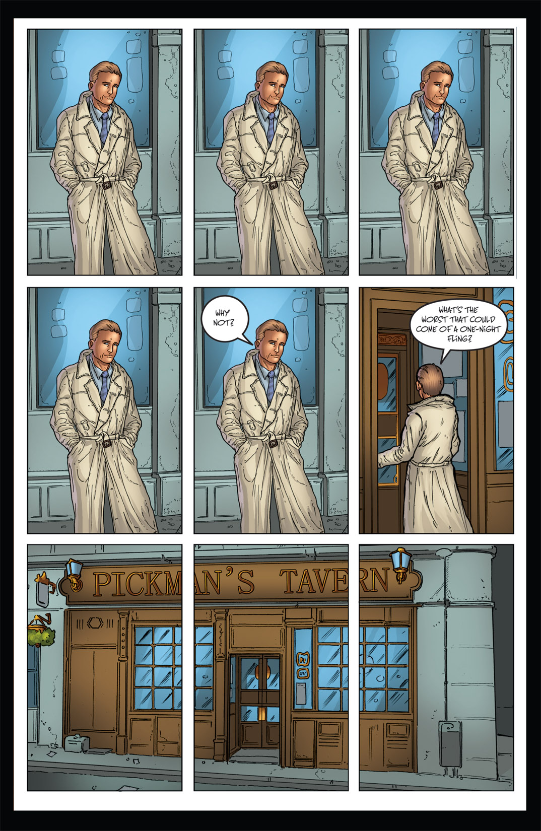 Read online Nightmare World comic -  Issue # Vol. 1 Thirteen Tales of Terror - 104