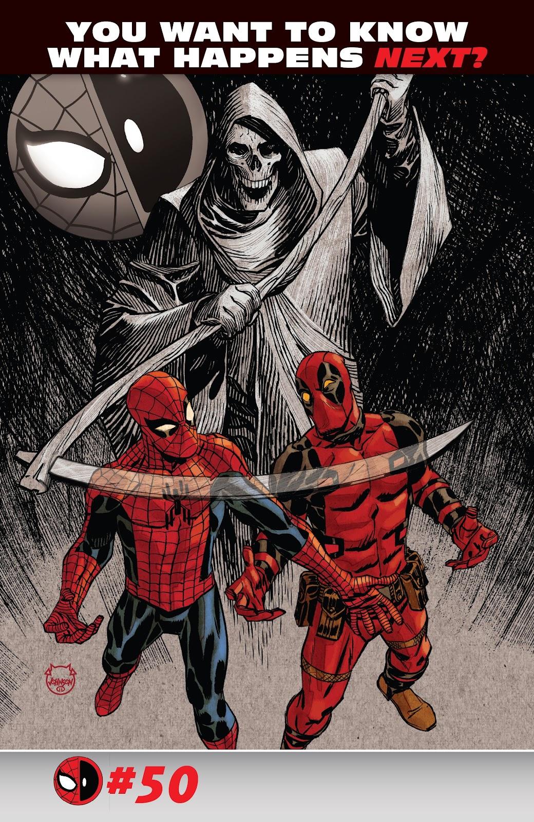 Read online Spider-Man/Deadpool comic -  Issue #49 - 23