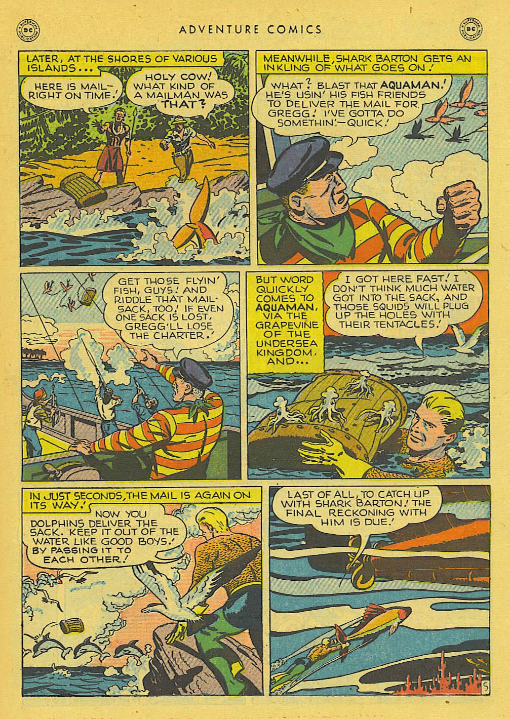 Read online Adventure Comics (1938) comic -  Issue #131 - 16