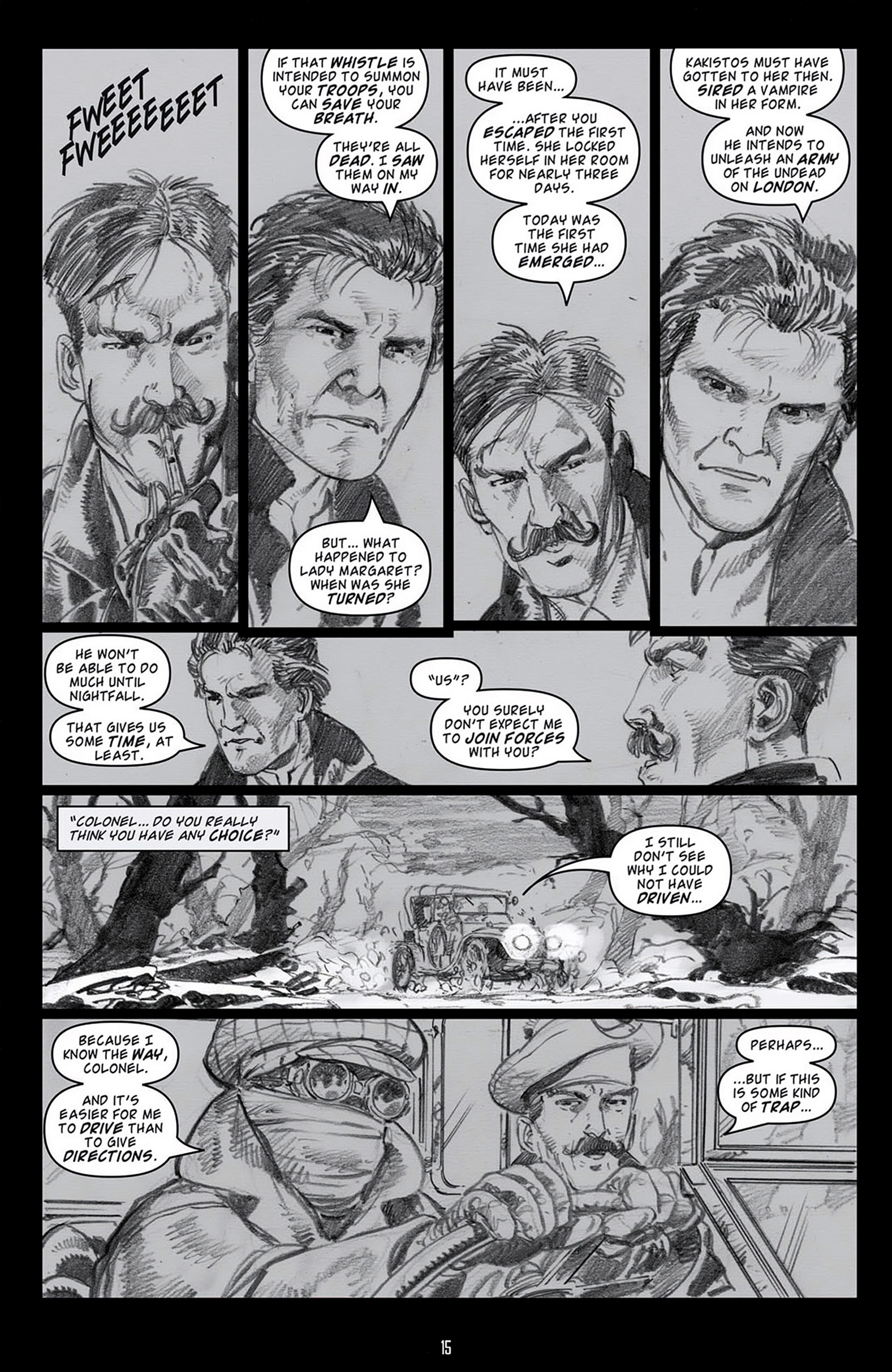 Read online Angel: Blood & Trenches comic -  Issue #4 - 18