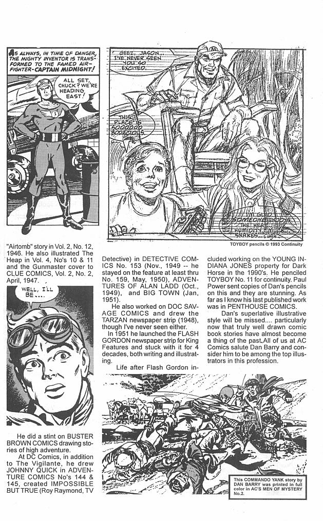 Read online Golden-Age Men of Mystery comic -  Issue #5 - 50
