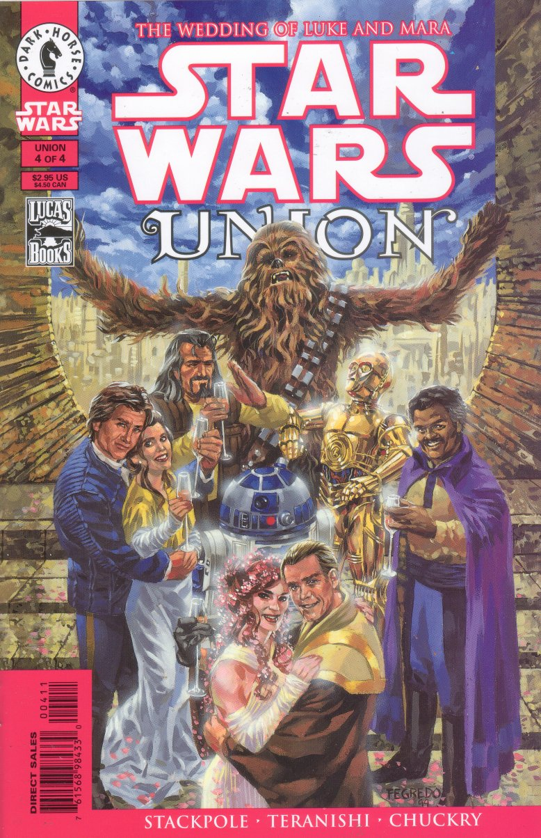 Star Wars: Union issue 4 - Page 1