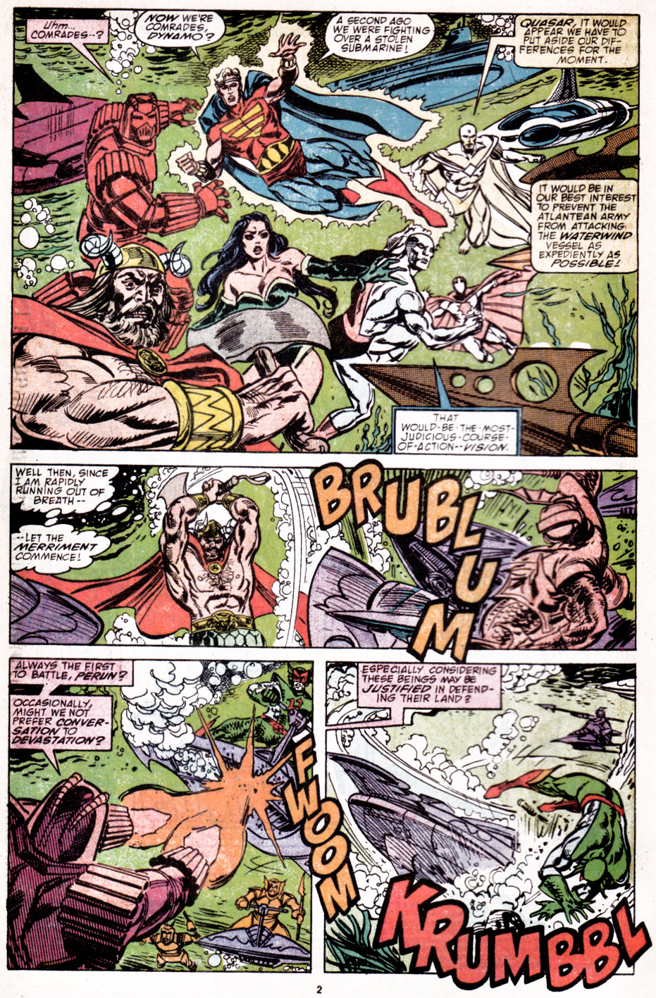 The Avengers (1963) 320 Page 2