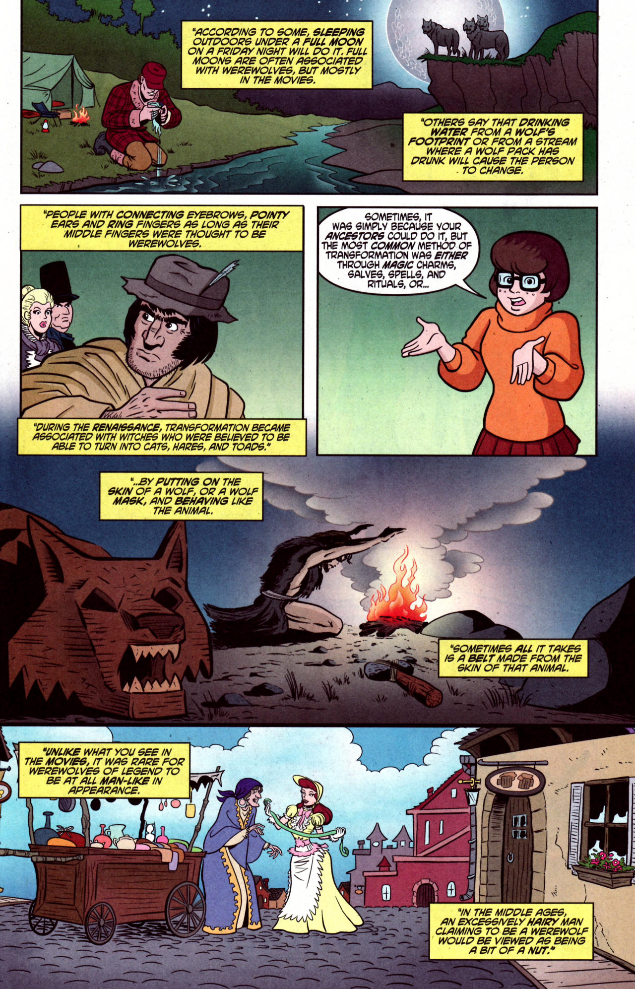 Read online Scooby-Doo (1997) comic -  Issue #125 - 16