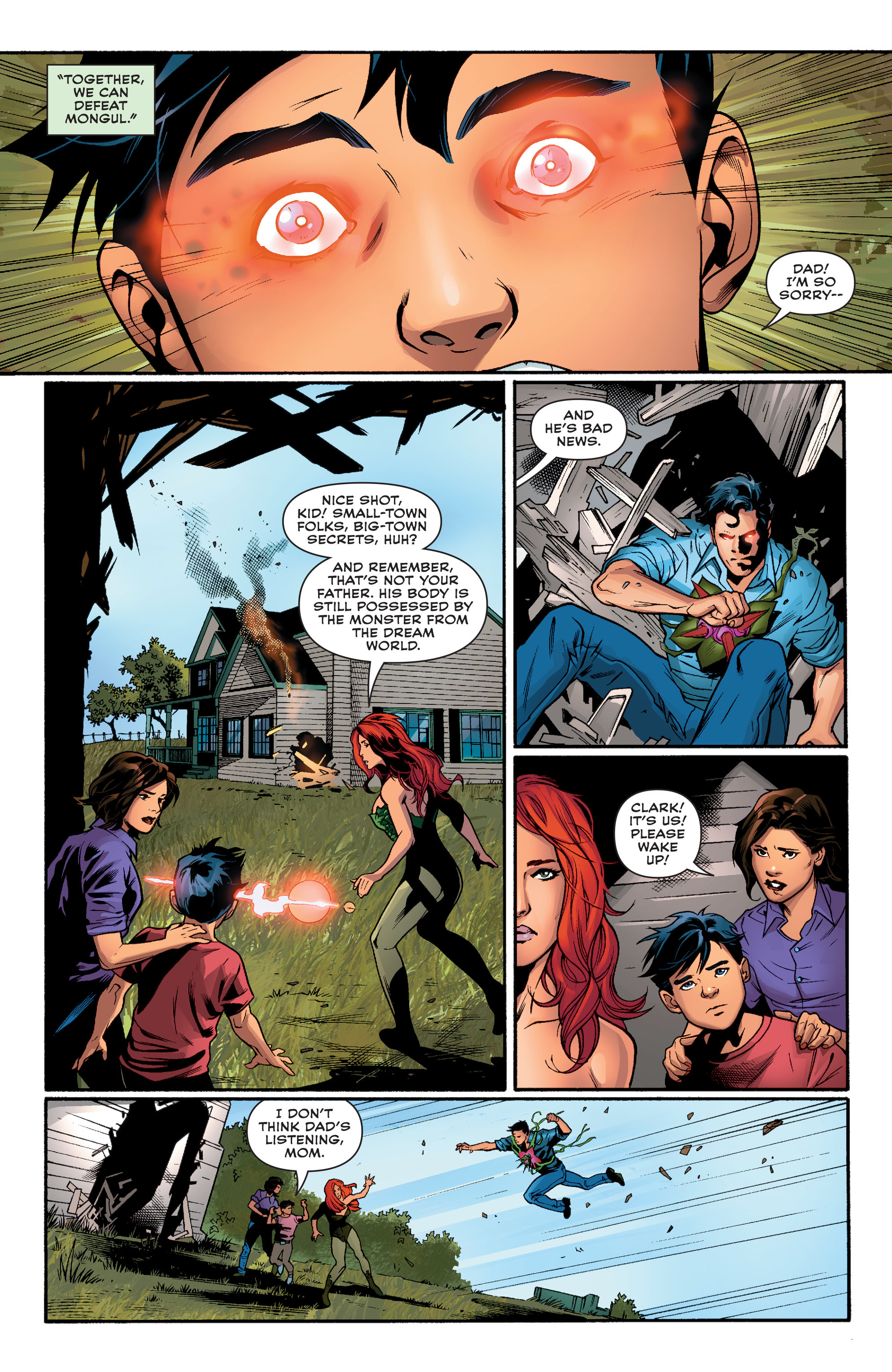 Read online Trinity (2016) comic -  Issue #6 - 12