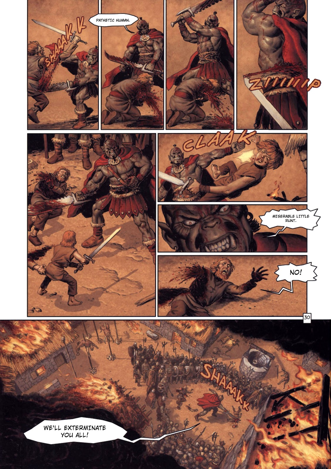 Read online Orks comic -  Issue #2 - 33