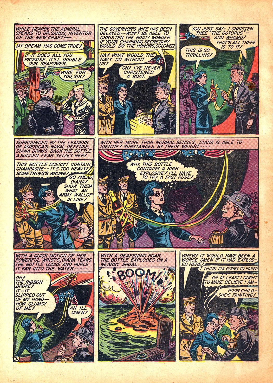 Read online Sensation (Mystery) Comics comic -  Issue #5 - 4