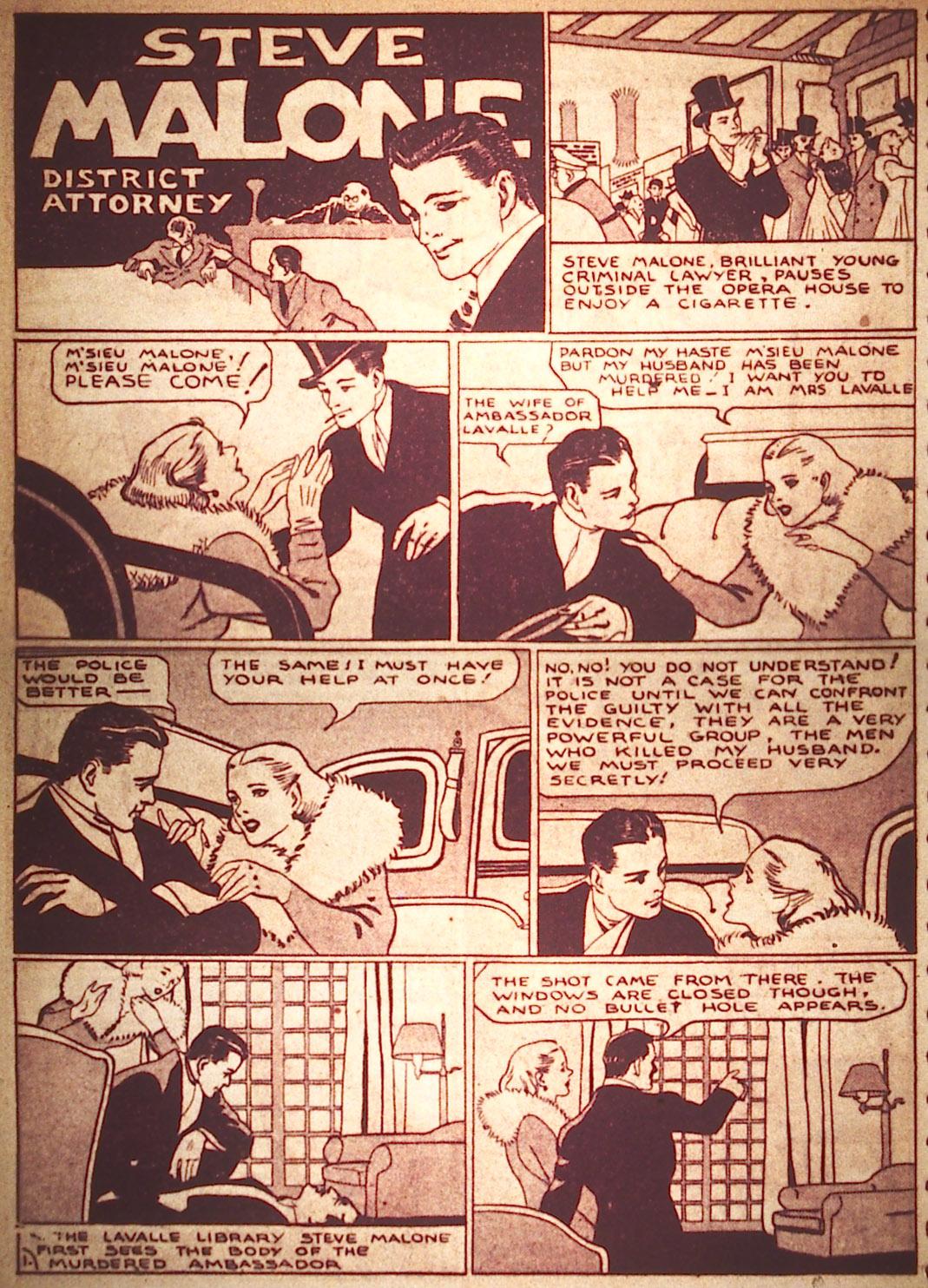 Read online Detective Comics (1937) comic -  Issue #18 - 48