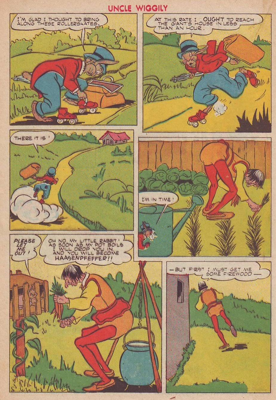 Read online Animal Comics comic -  Issue #25 - 24