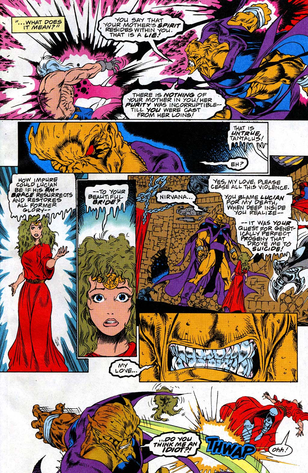 Read online Blackwulf comic -  Issue #10 - 15