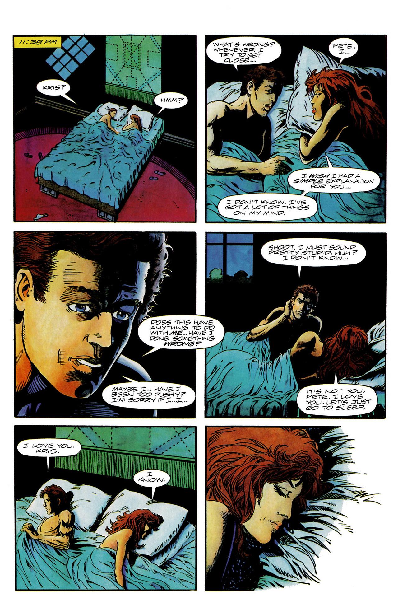 Read online Harbinger (1992) comic -  Issue #14 - 7
