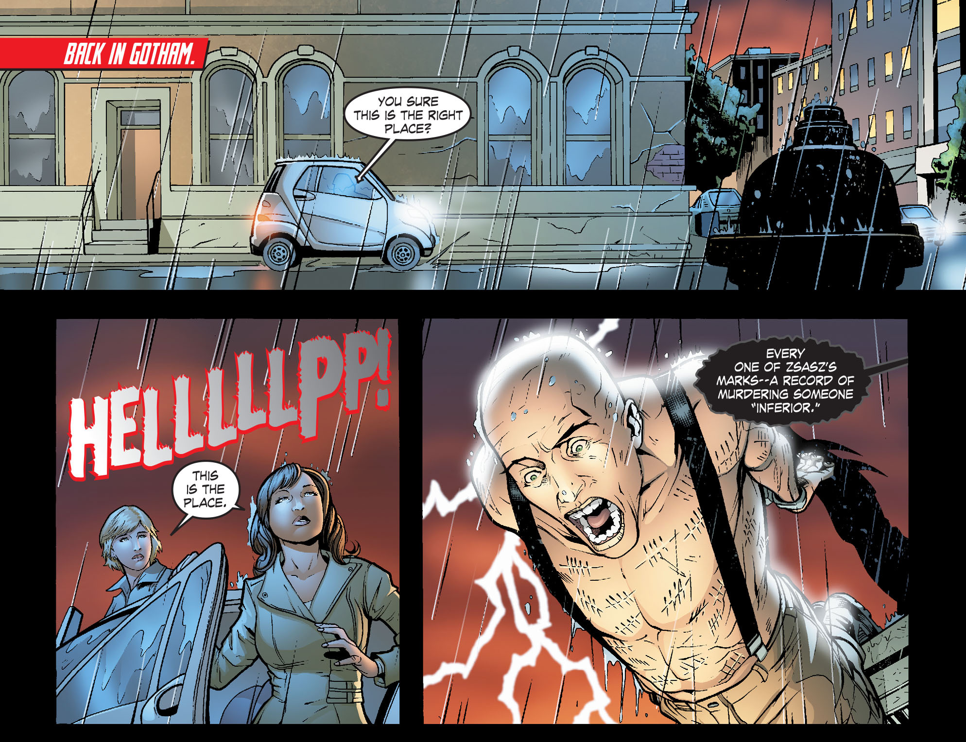 Read online Smallville: Alien comic -  Issue #6 - 3