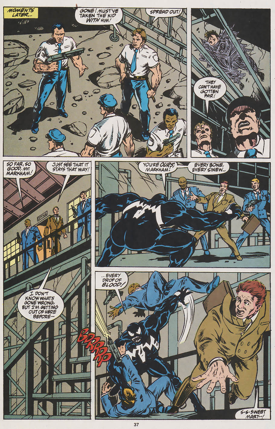 Web of Spider-Man (1985) _Annual 8 #8 - English 33