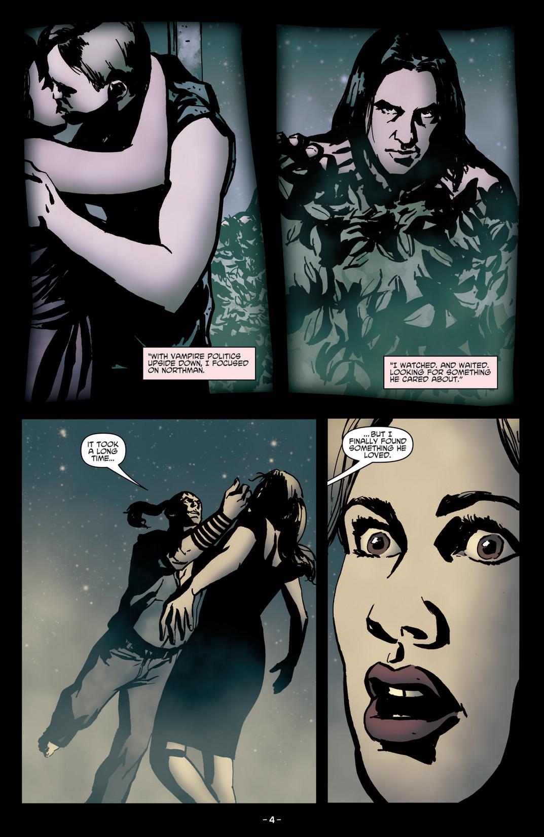 Read online True Blood (2012) comic -  Issue #4 - 6