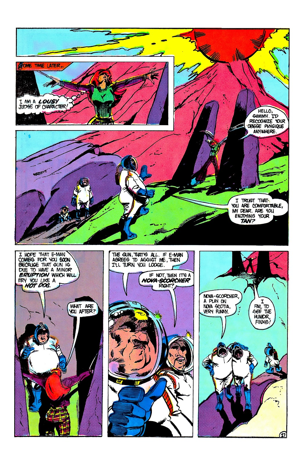 E-Man (1973) issue 8 - Page 24