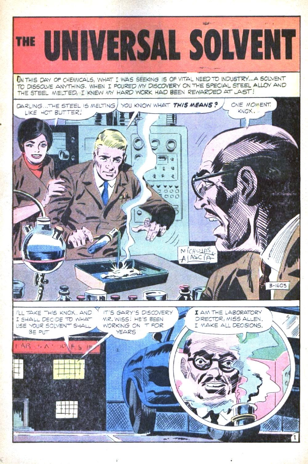 Strange Suspense Stories (1967) issue 3 - Page 25