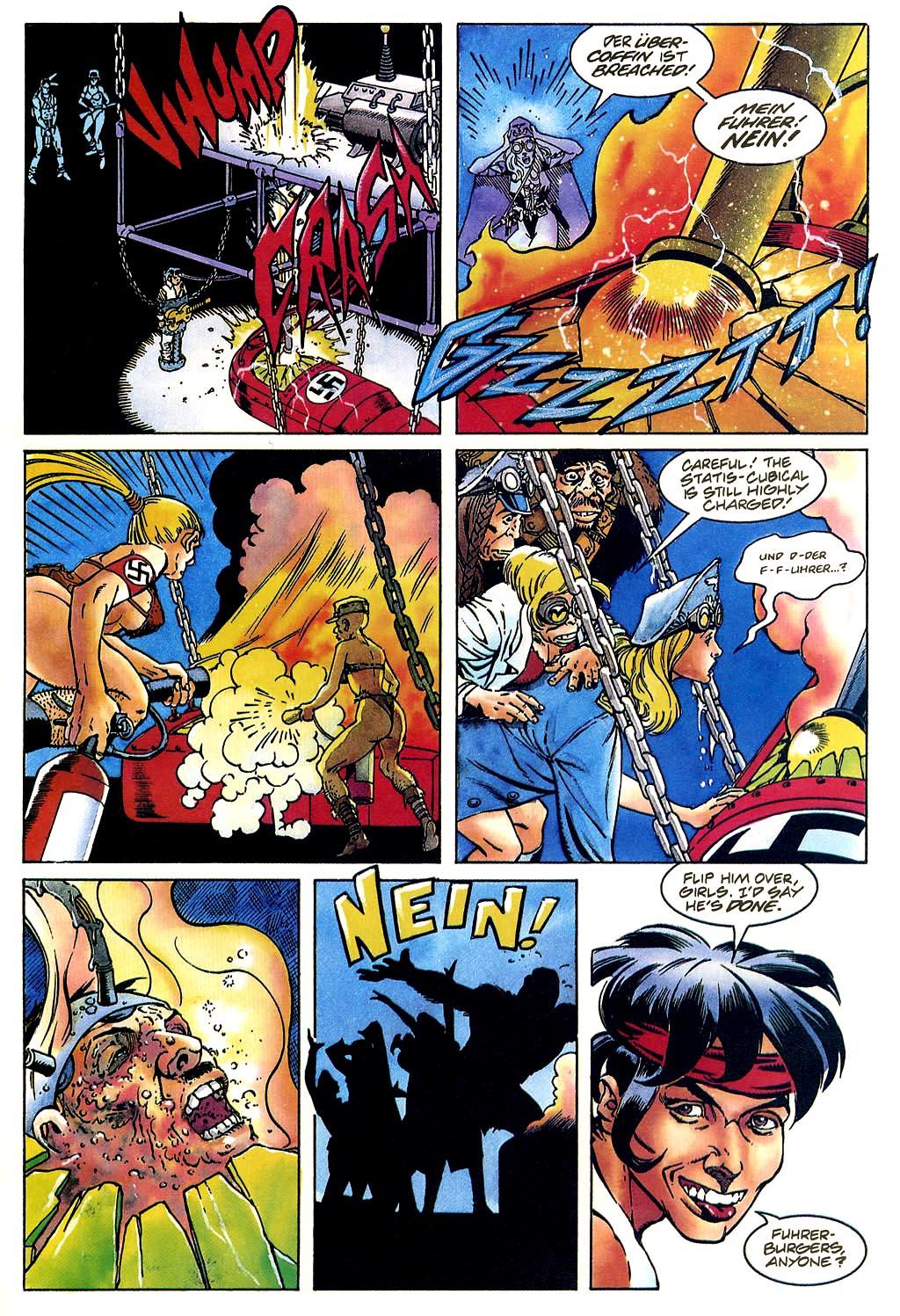 Read online Turok, Dinosaur Hunter (1993) comic -  Issue #38 - 15
