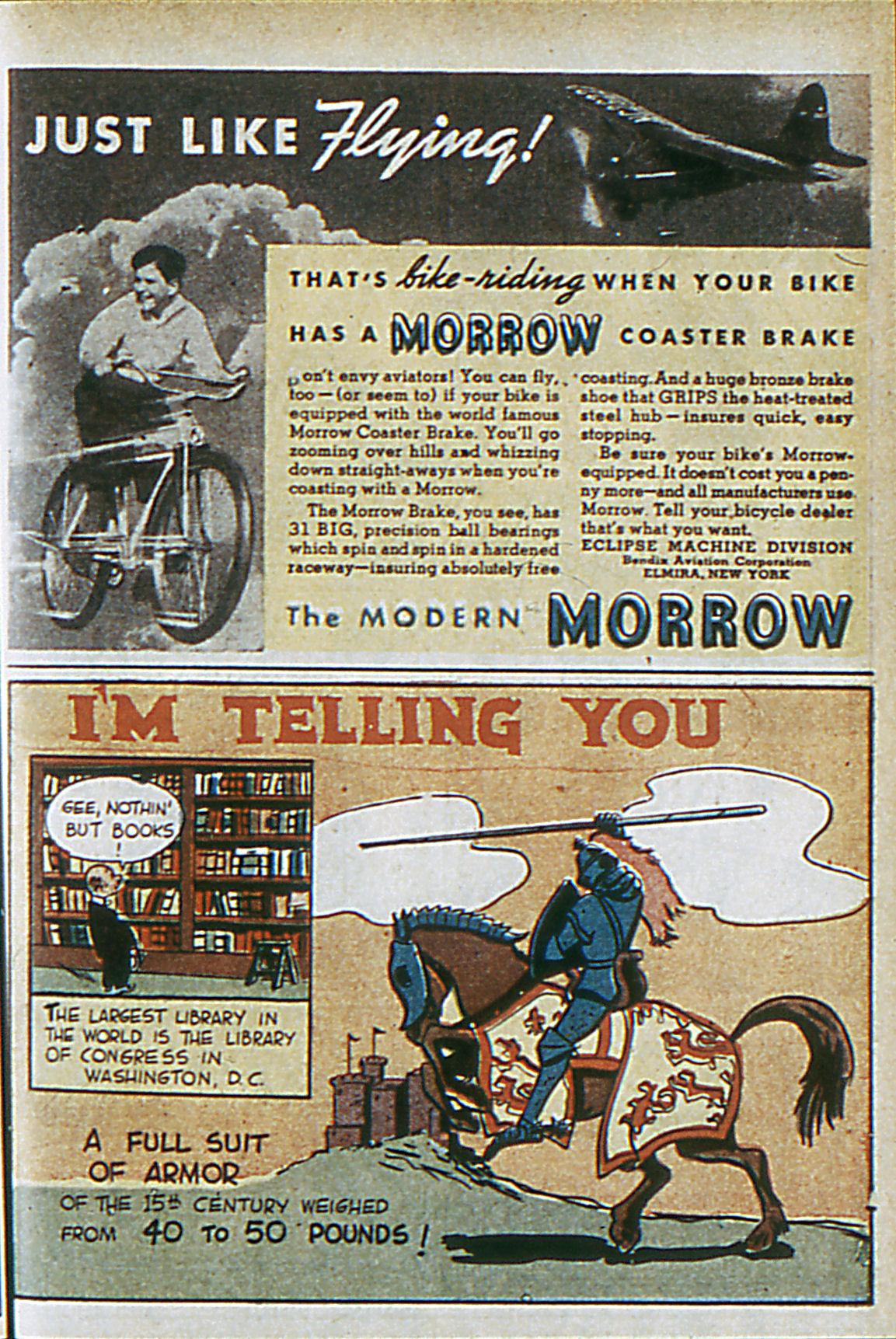 Read online Adventure Comics (1938) comic -  Issue #63 - 32
