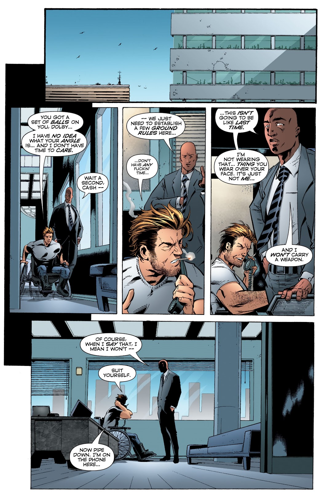 Wildcats Version 3.0 Issue #20 #20 - English 6