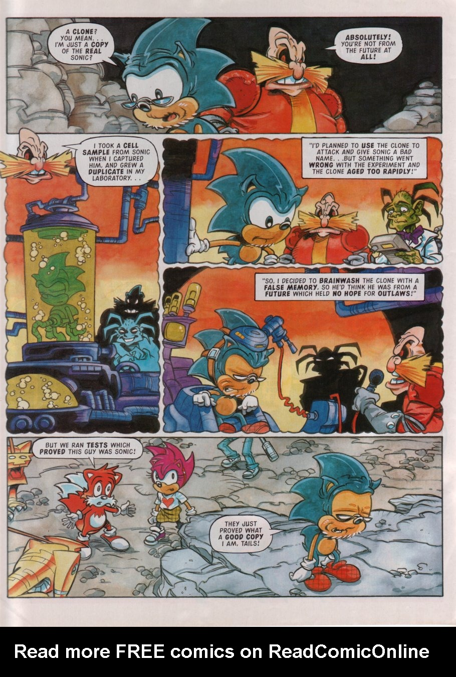 Read online Sonic the Comic comic -  Issue #88 - 28