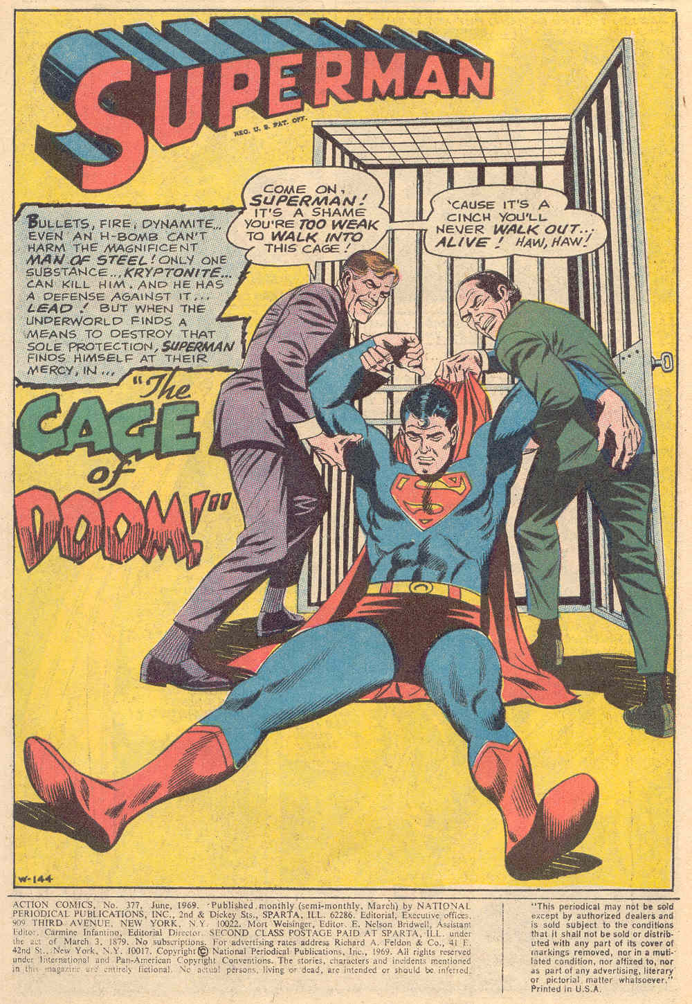 Read online Action Comics (1938) comic -  Issue #377 - 3