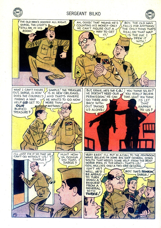 Sergeant Bilko issue 9 - Page 16
