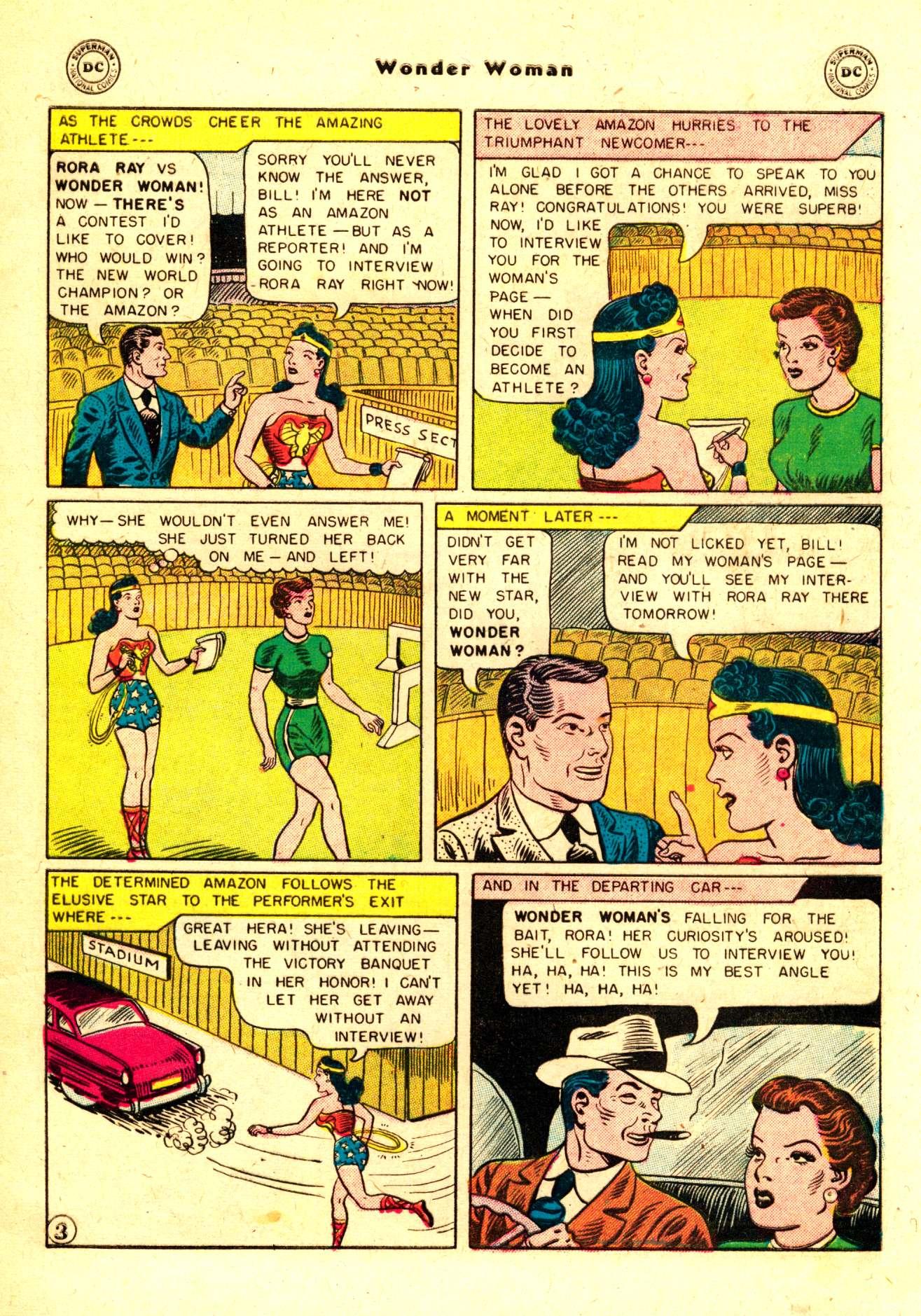 Read online Wonder Woman (1942) comic -  Issue #84 - 6
