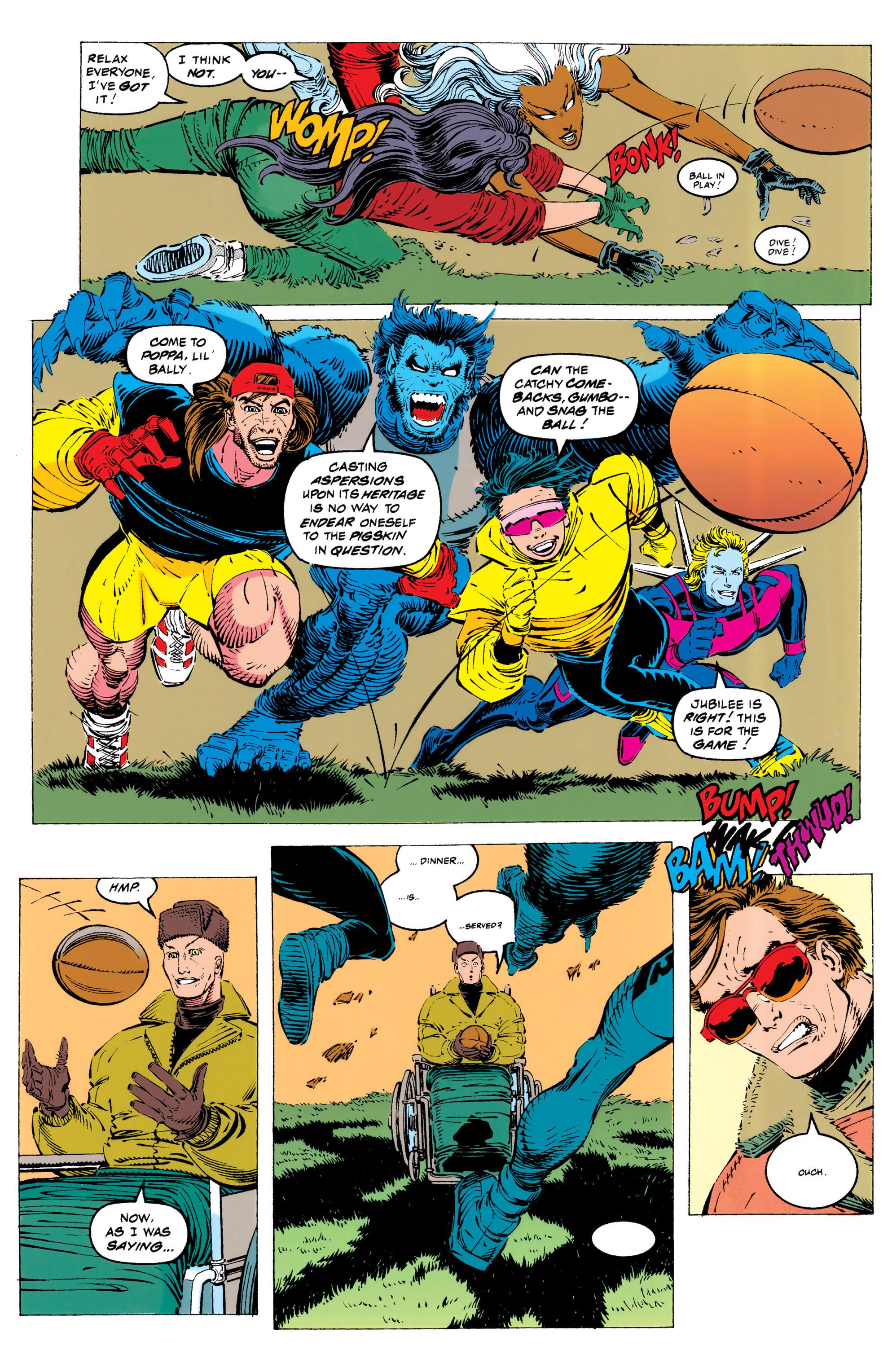 Read online Uncanny X-Men (1963) comic -  Issue #308 - 15