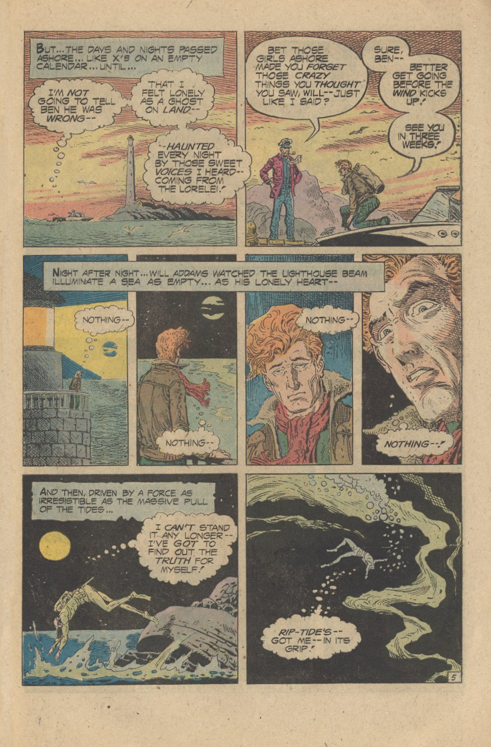 Weird Mystery Tales issue 19 - Page 20