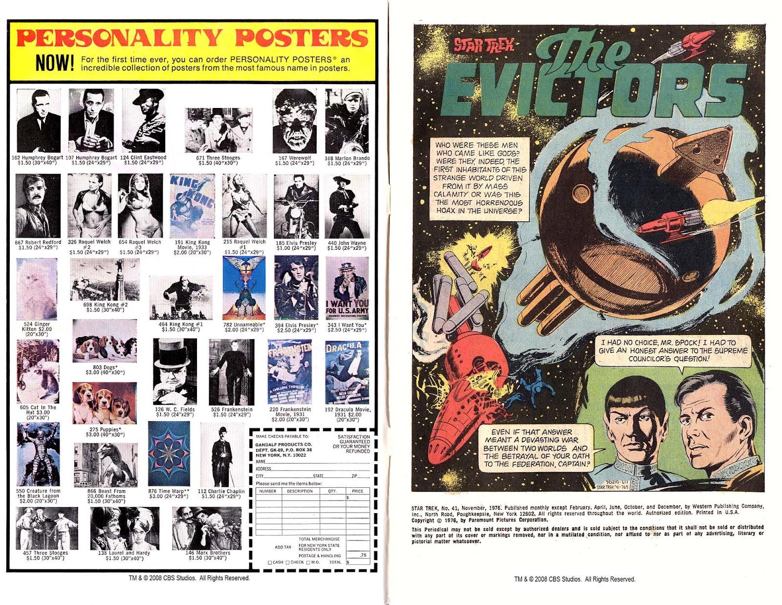 Star Trek (1967) issue 41 - Page 2