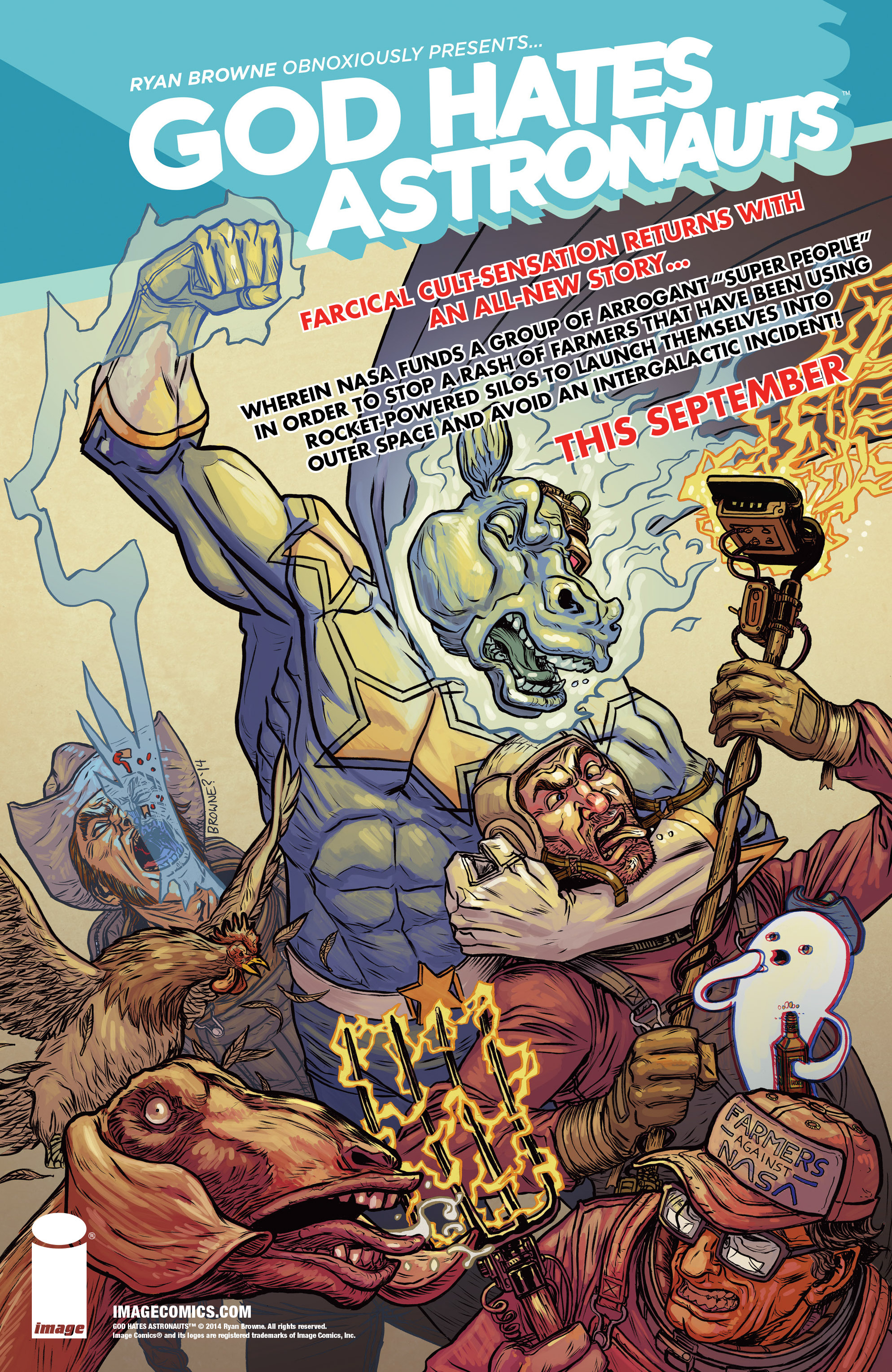 Read online Great Pacific comic -  Issue #17 - 29