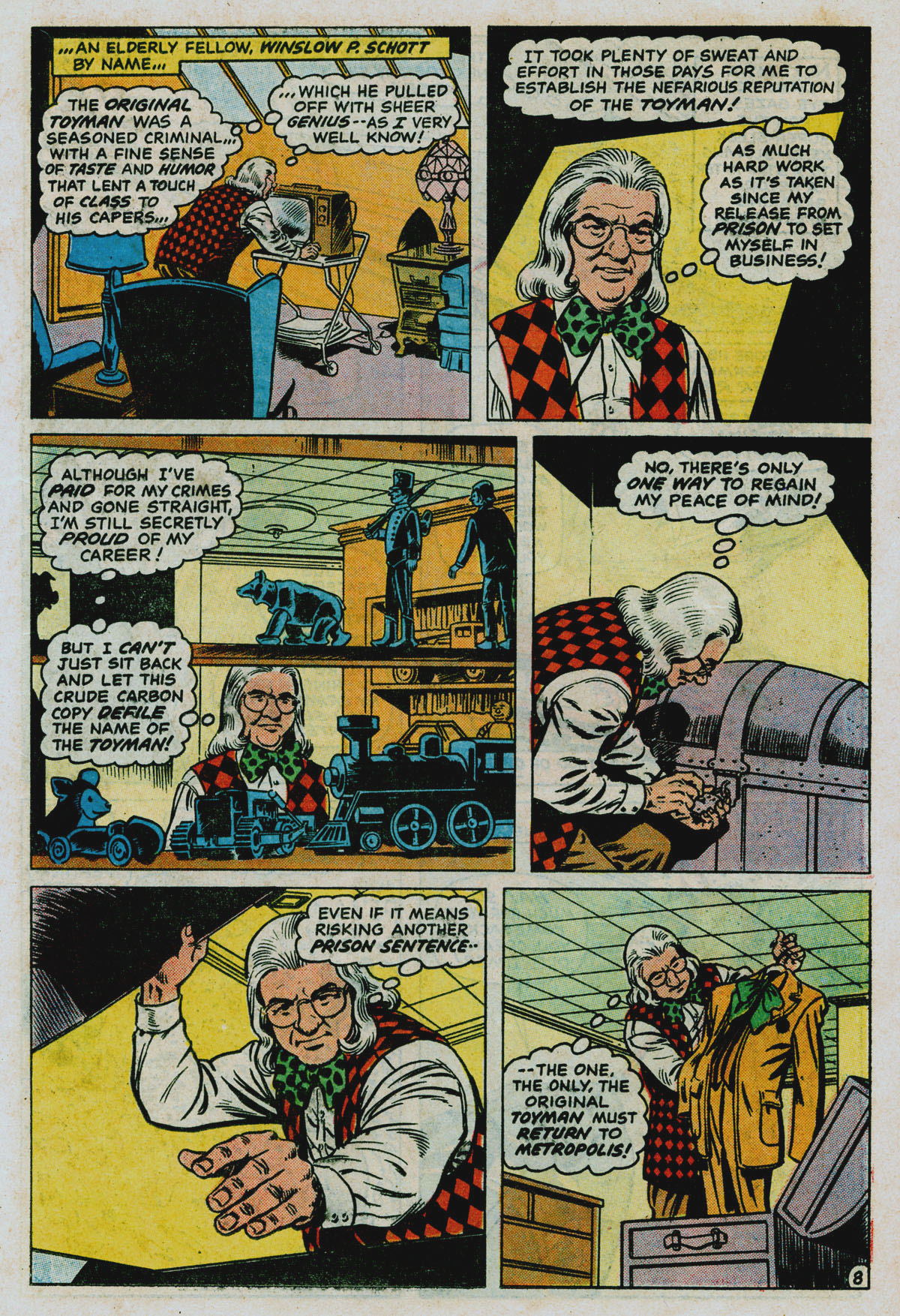 Read online Action Comics (1938) comic -  Issue #432 - 11