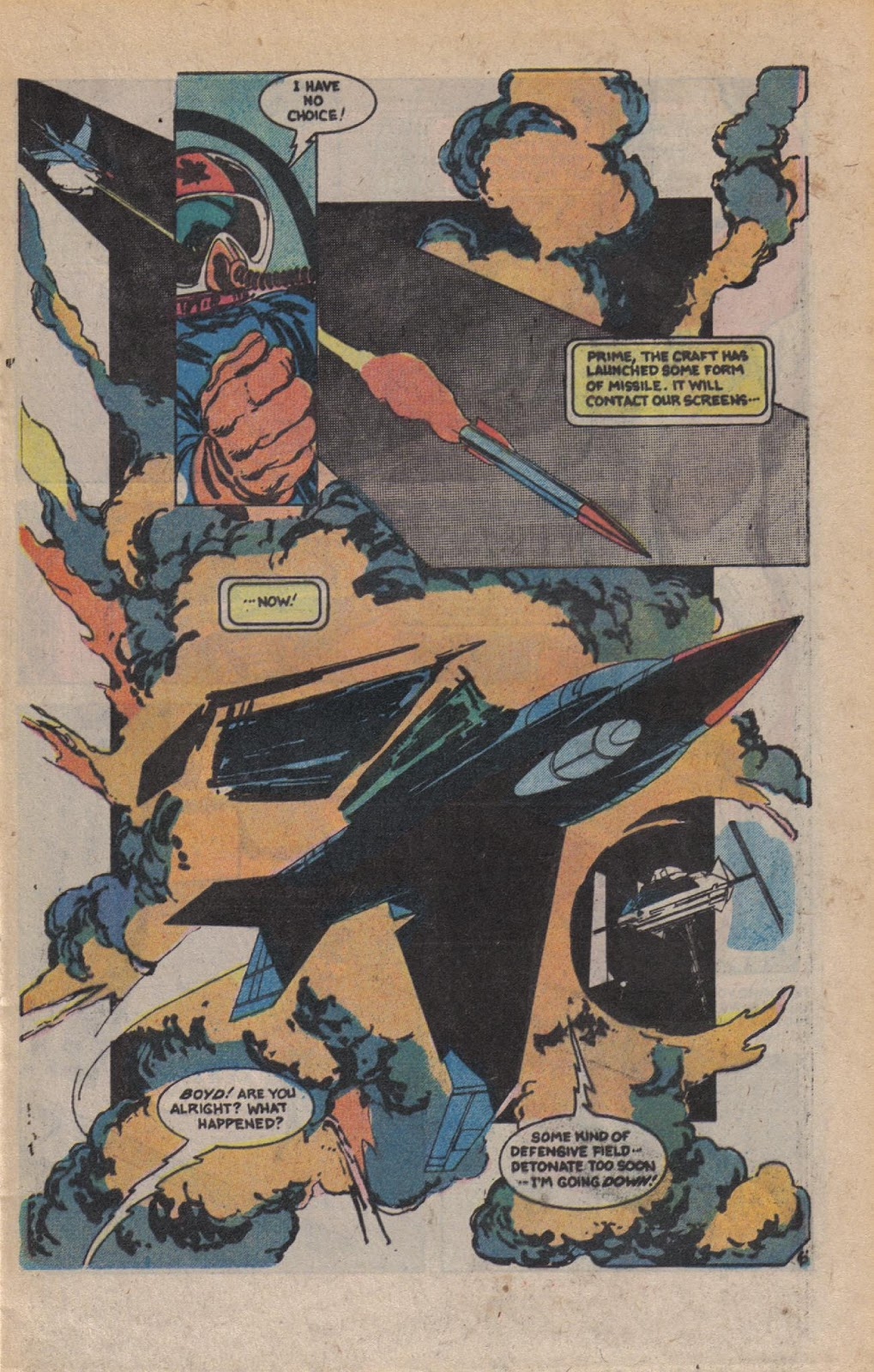 Read online Doomsday   1 (1975) comic -  Issue #9 - 9