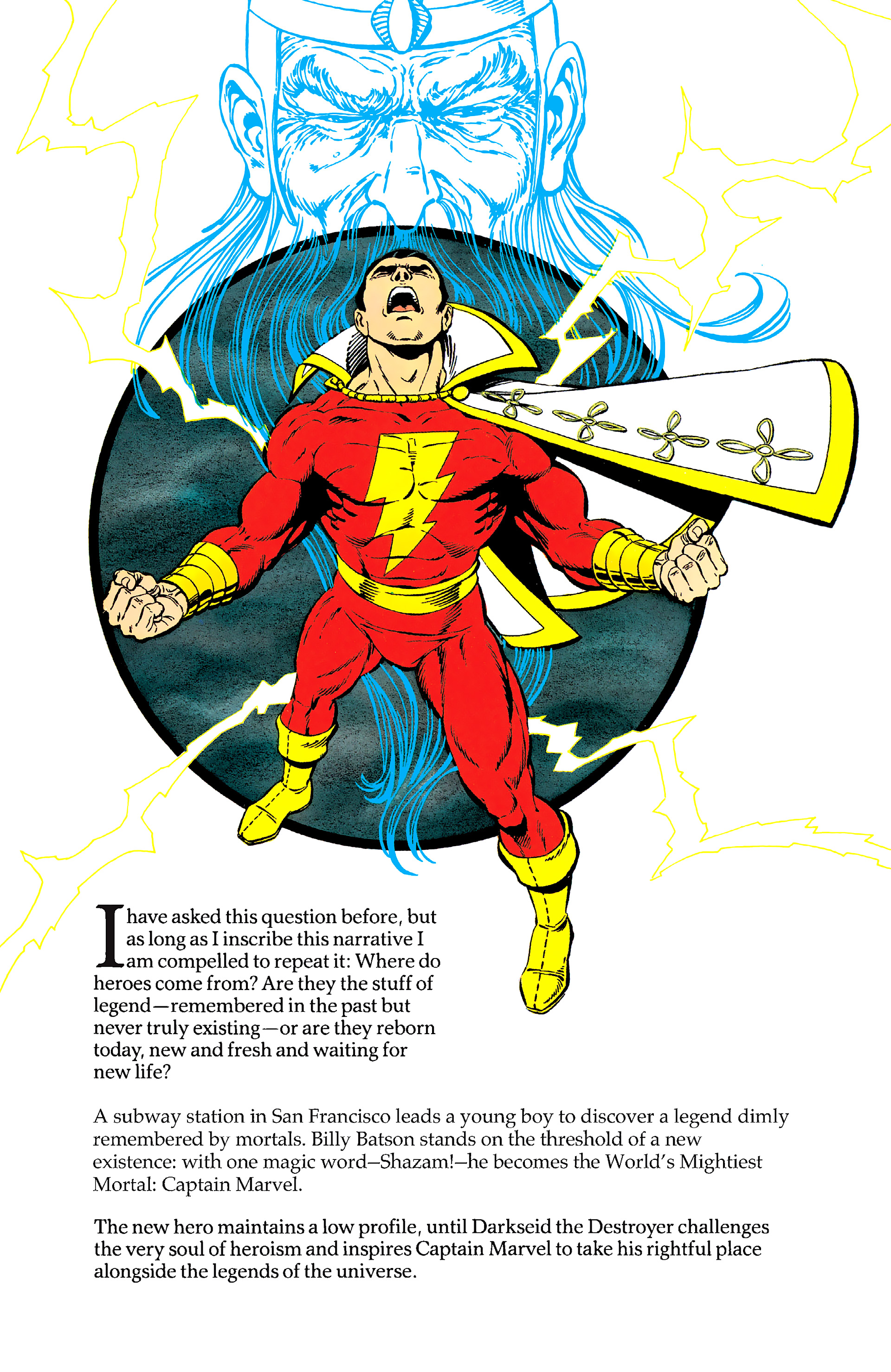 Read online History of the DC Universe comic -  Issue #2 - 31
