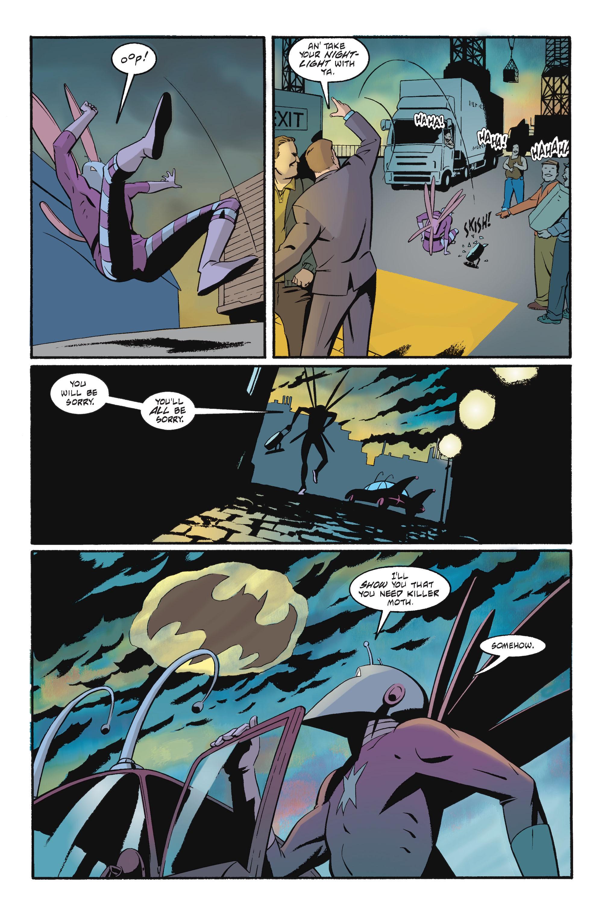 Read online Batgirl/Robin: Year One comic -  Issue # TPB 2 - 51