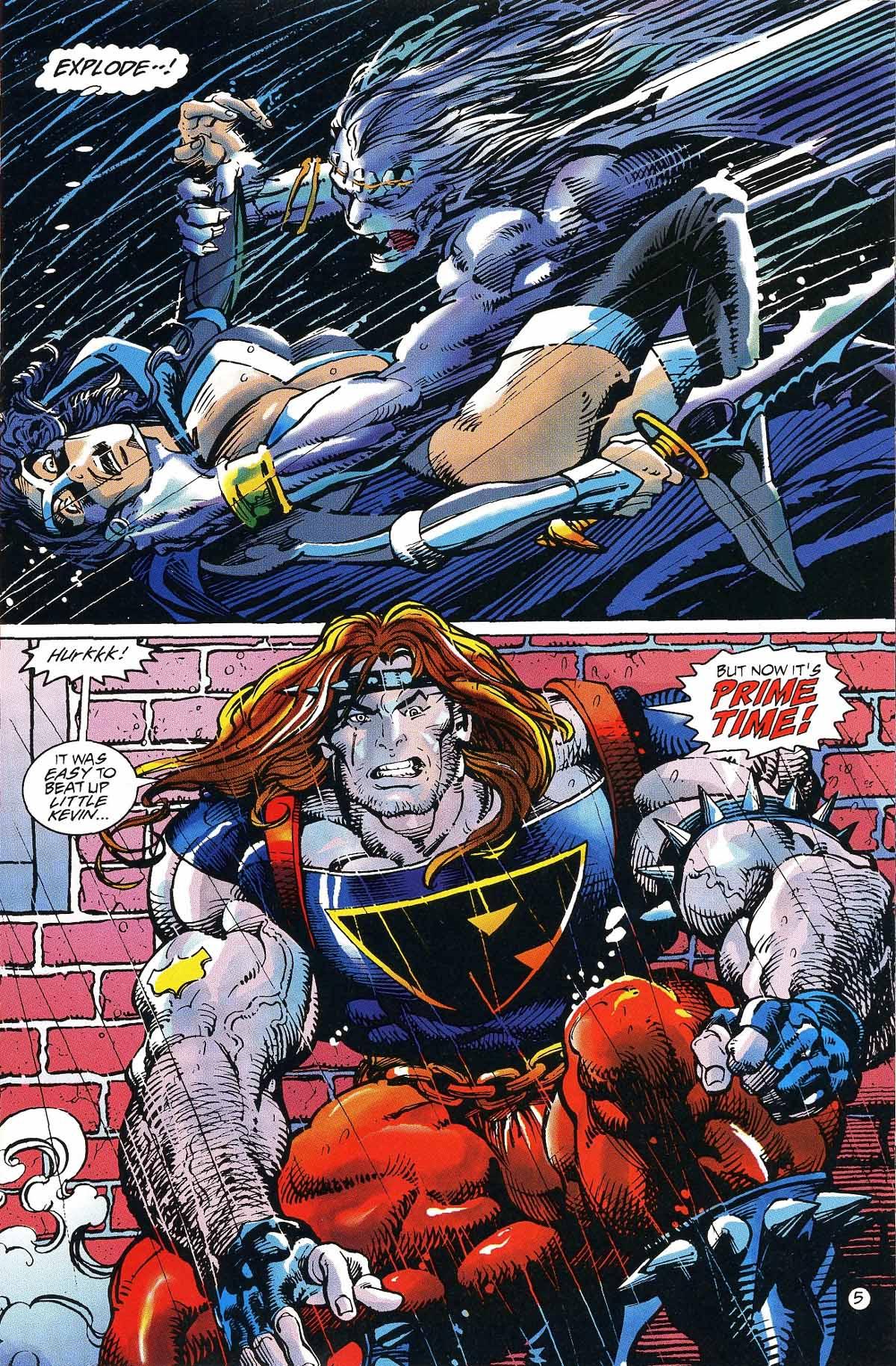 Read online Rune (1994) comic -  Issue #6 - 7