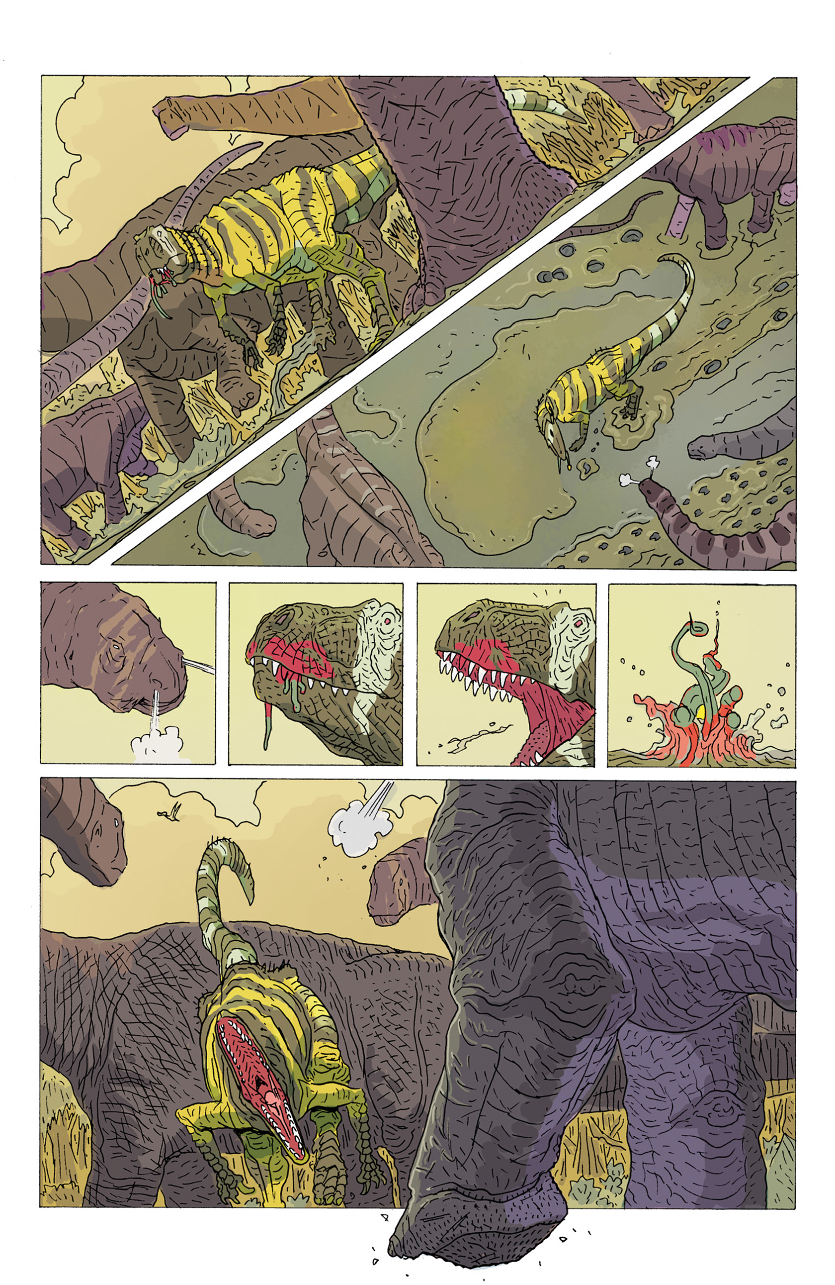 Age of Reptiles: Ancient Egyptians 3 Page 5