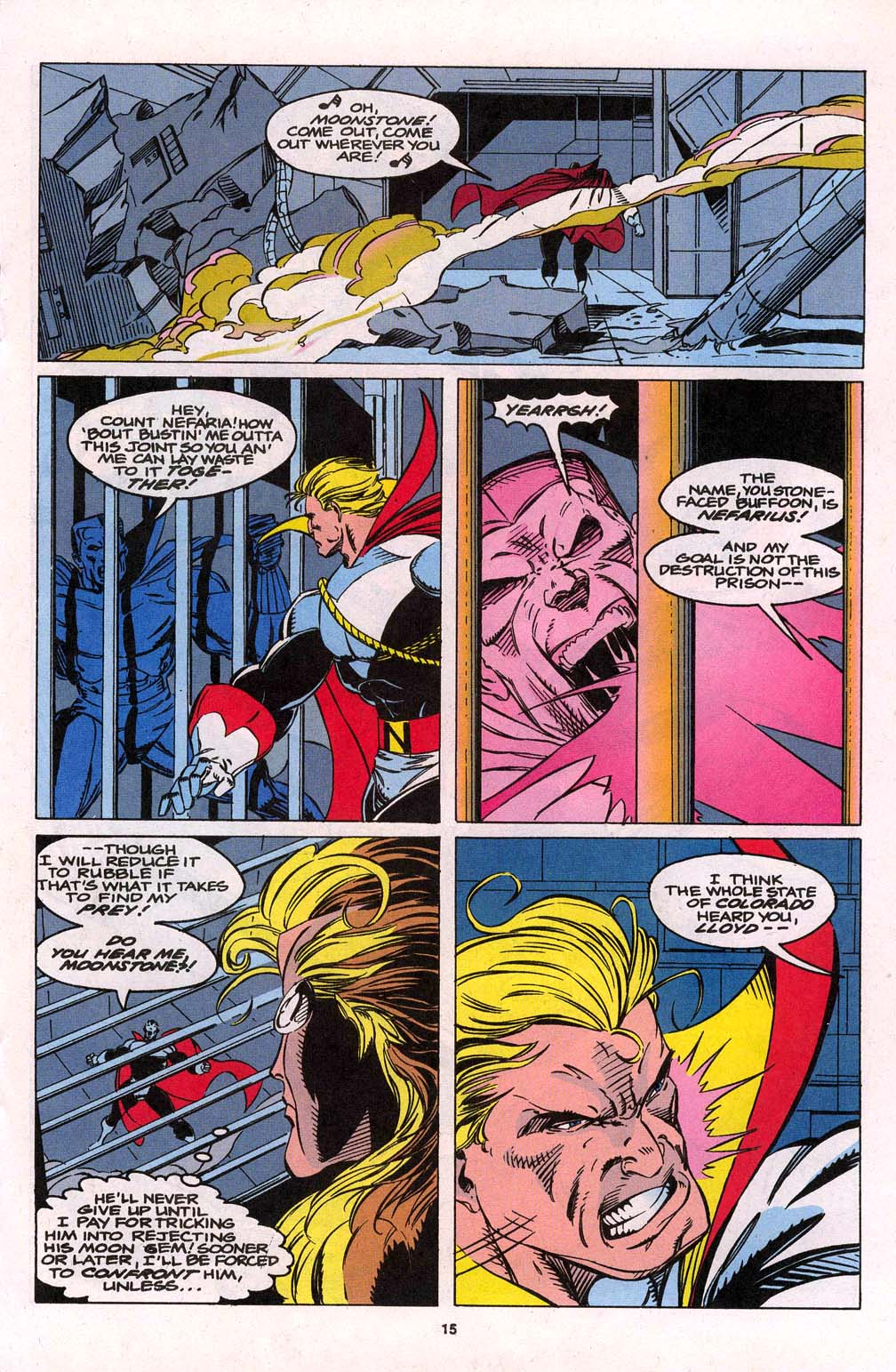 Avengers Unplugged issue 1 - Page 12