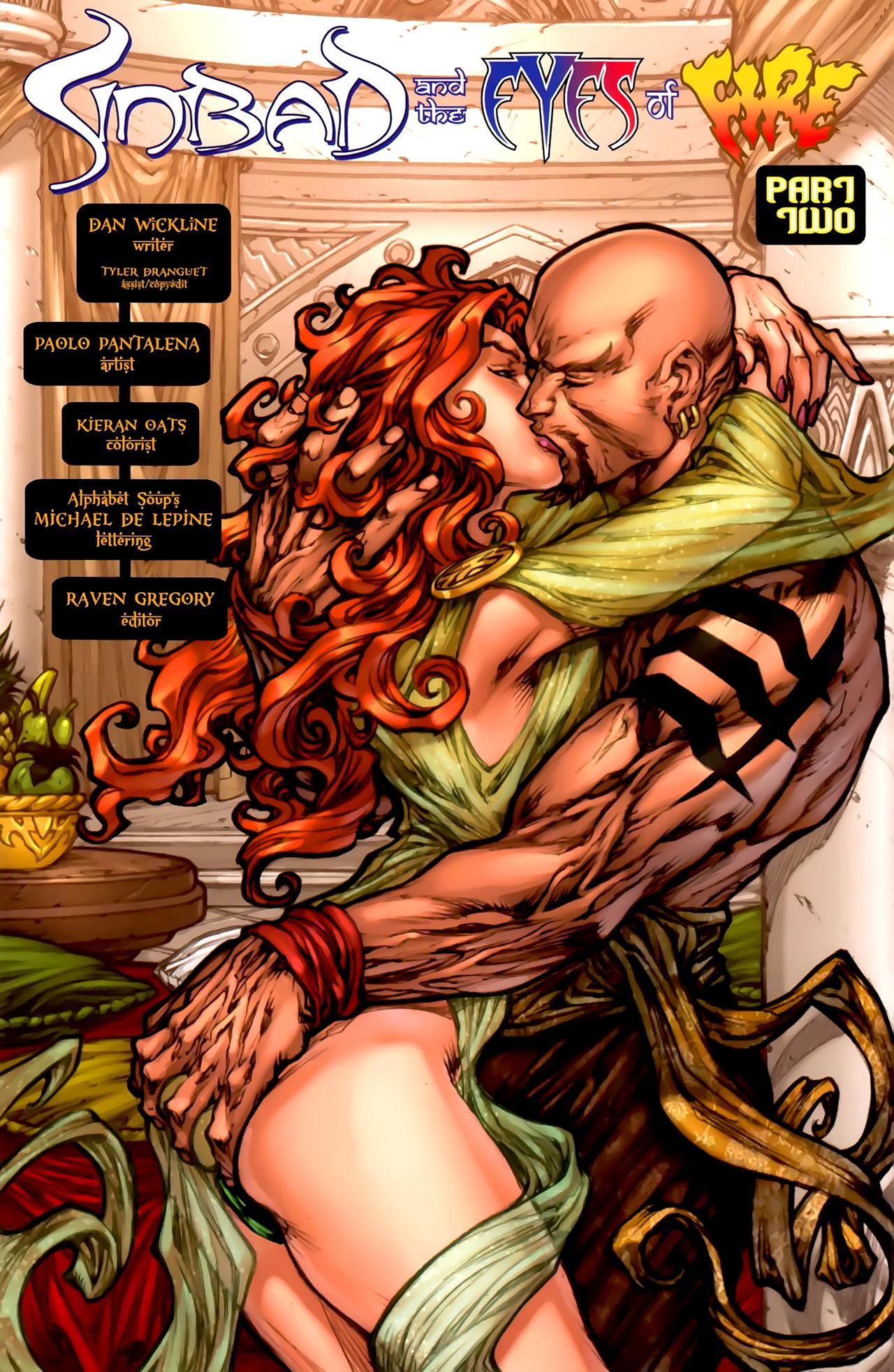 Read online 1001 Arabian Nights: The Adventures of Sinbad comic -  Issue #2 - 8