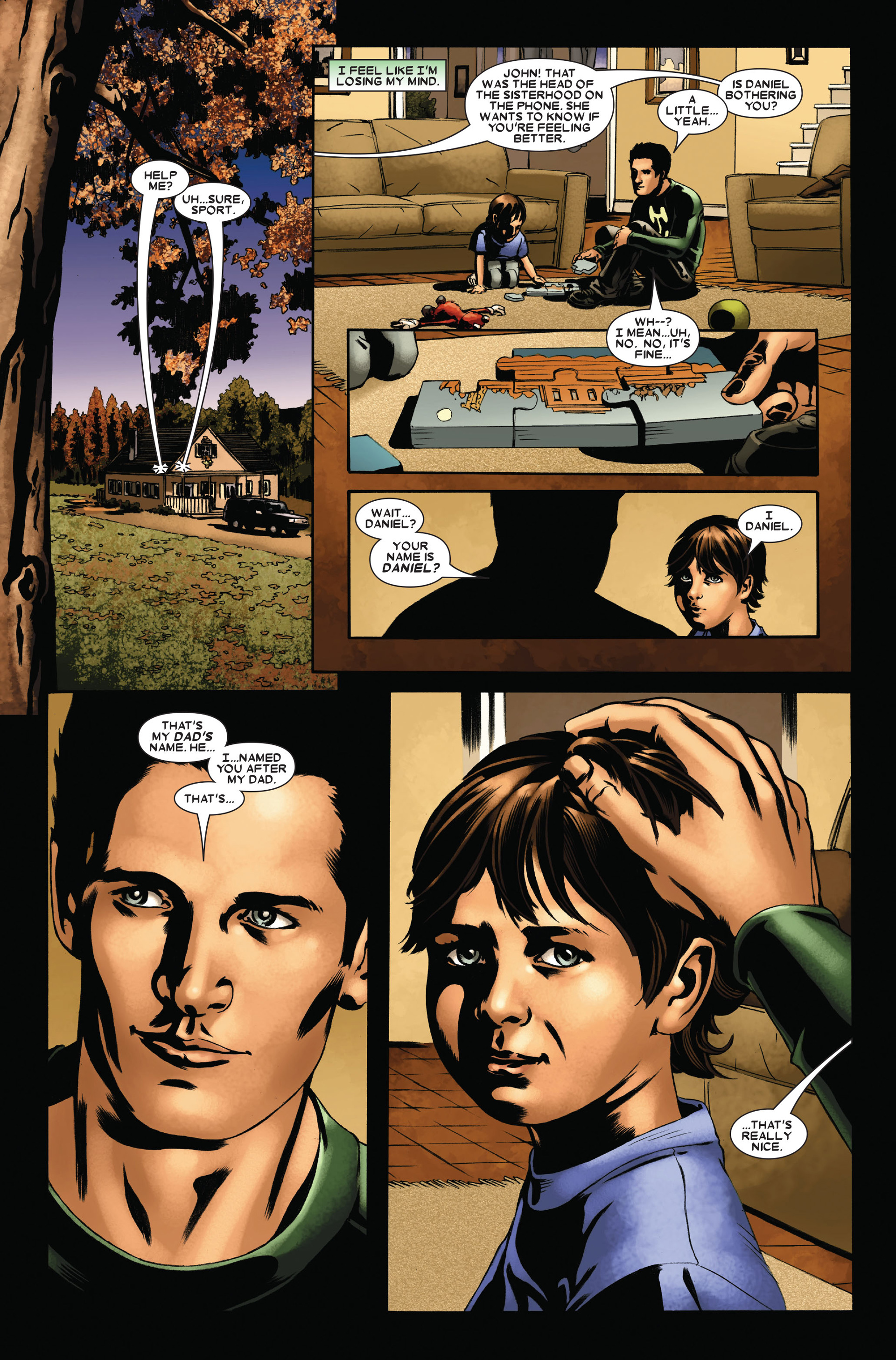Read online X-Factor (2006) comic -  Issue #16 - 11