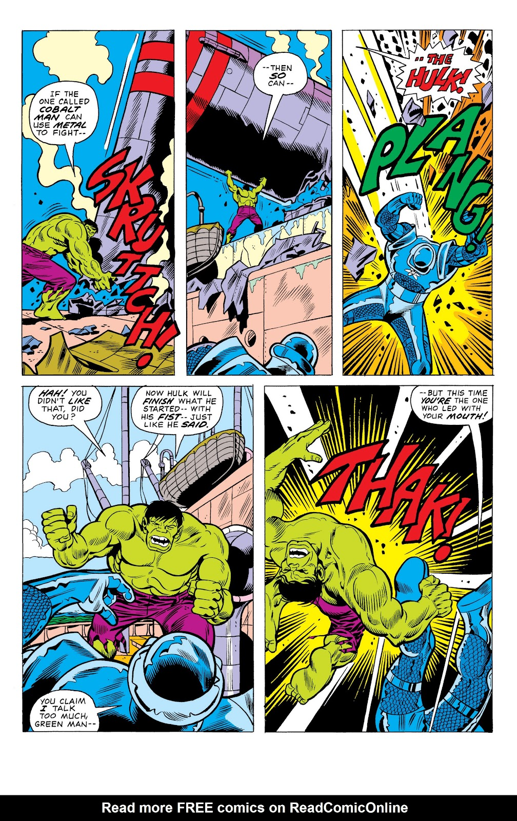 Read online Marvel Masterworks: The Incredible Hulk comic -  Issue # TPB 10 (Part 1) - 65