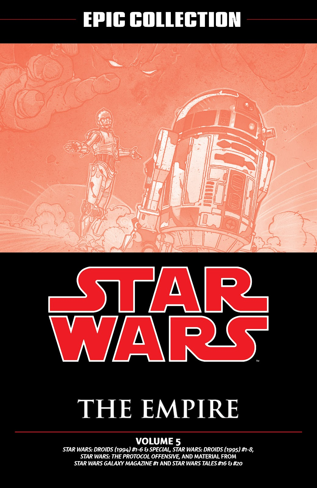 Read online Star Wars Legends Epic Collection: The Empire comic -  Issue # TPB 5 (Part 1) - 2