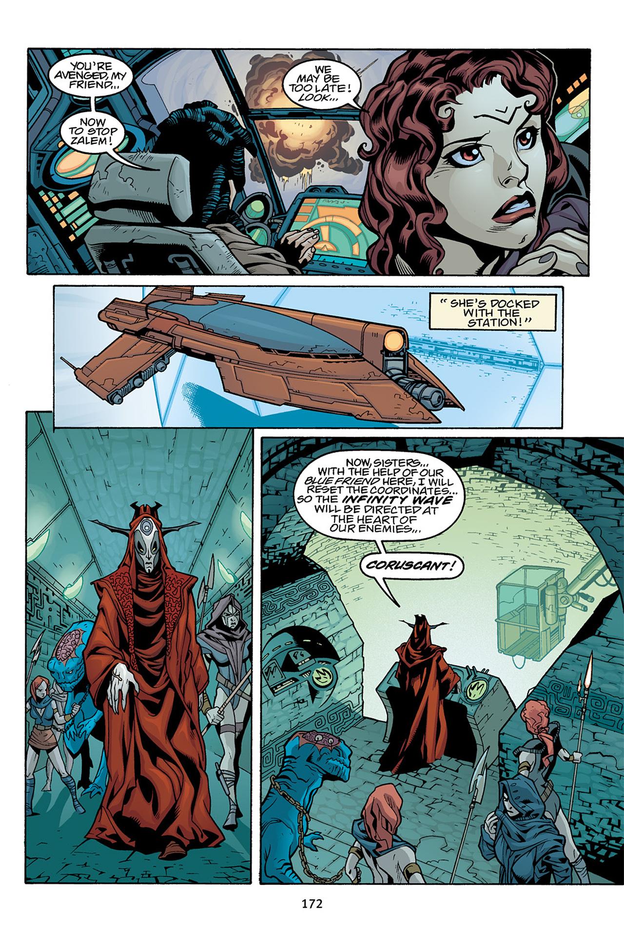 Read online Star Wars Omnibus comic -  Issue # Vol. 15 - 169