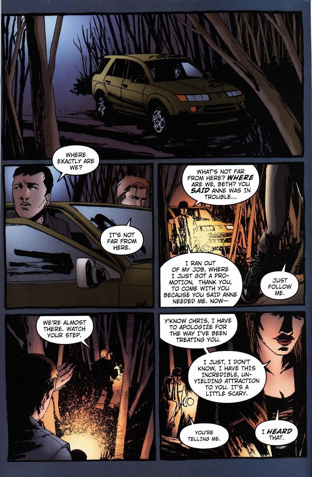Read online Vampire the Masquerade comic -  Issue # Ventrue - 40