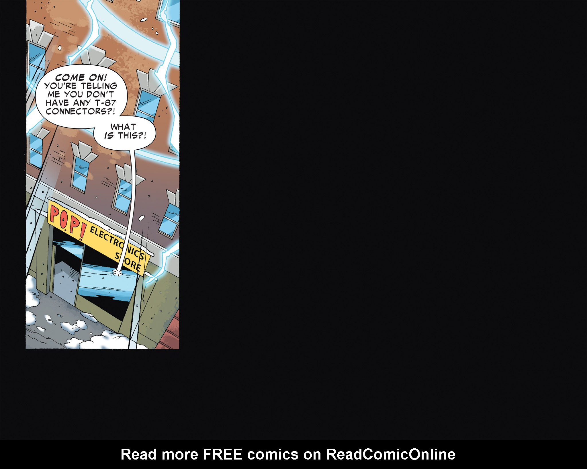 Read online Ultimate Spider-Man (Infinite Comics) (2016) comic -  Issue #7 - 29