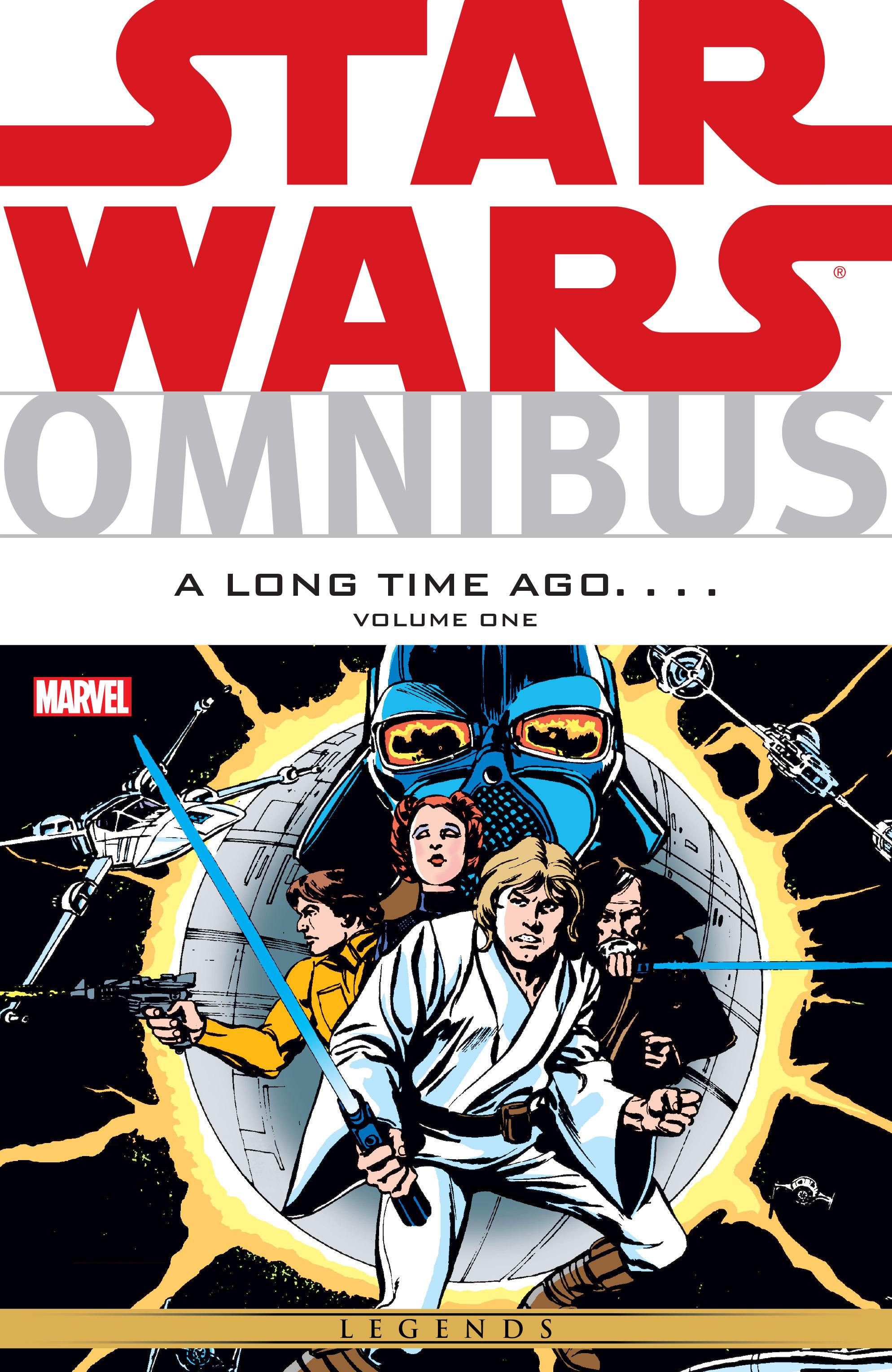 Read online Star Wars Omnibus comic -  Issue # Vol. 13 - 1
