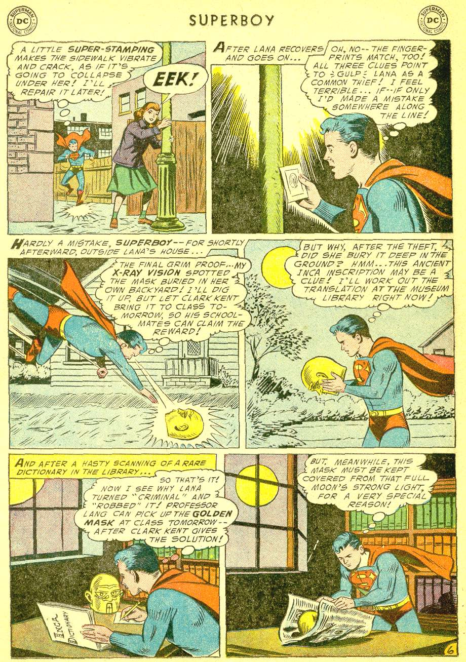 Superboy (1949) issue 41 - Page 17