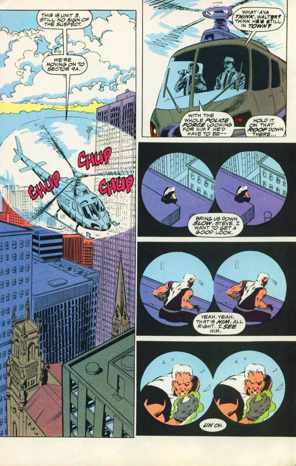Read online Justice (1986) comic -  Issue #22 - 2