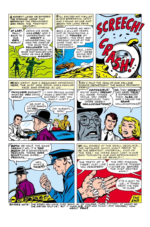 Read online Amazing Adventures (1961) comic -  Issue #3 - 15
